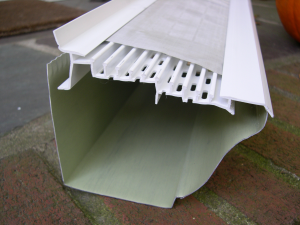 Plastic Gutter Filter Screen