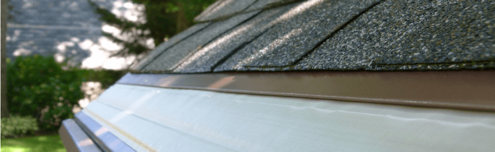 Total Gutter Protection Master Shield Gutter Guards