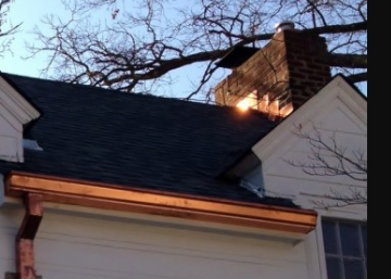 copper gutters types