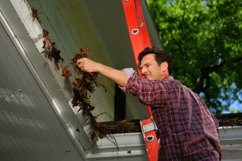 Spring Gutter Problems The Top Complaints People Have