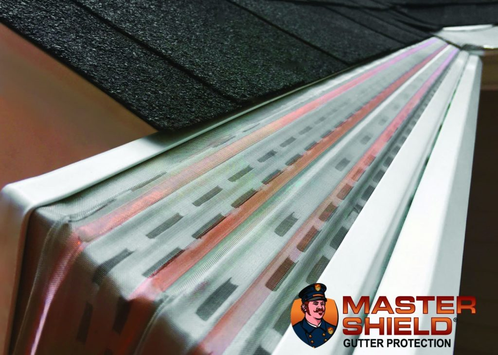 MasterShield Gutter Protection