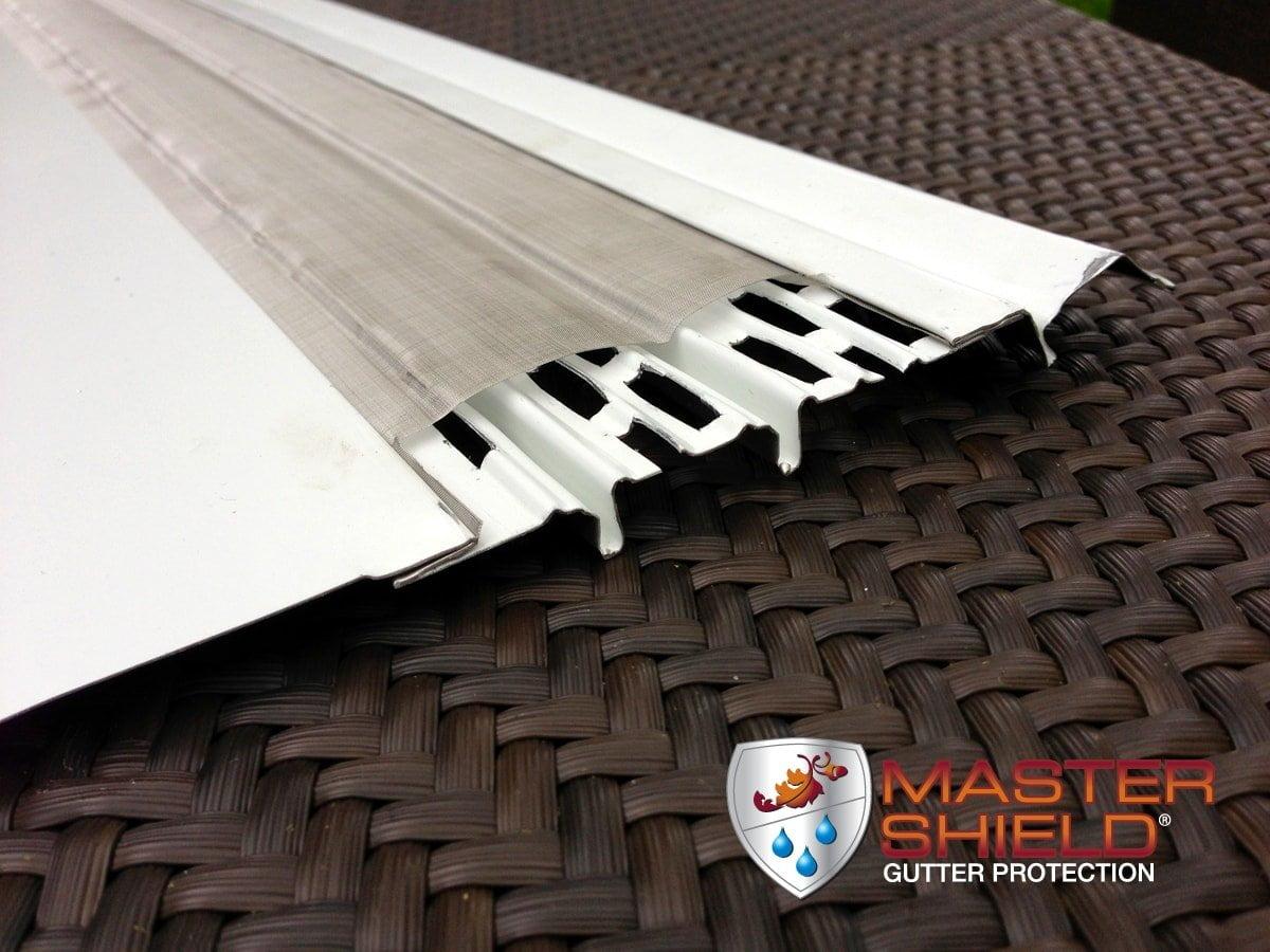 MasterShield Stainless Steel Gutter Screens